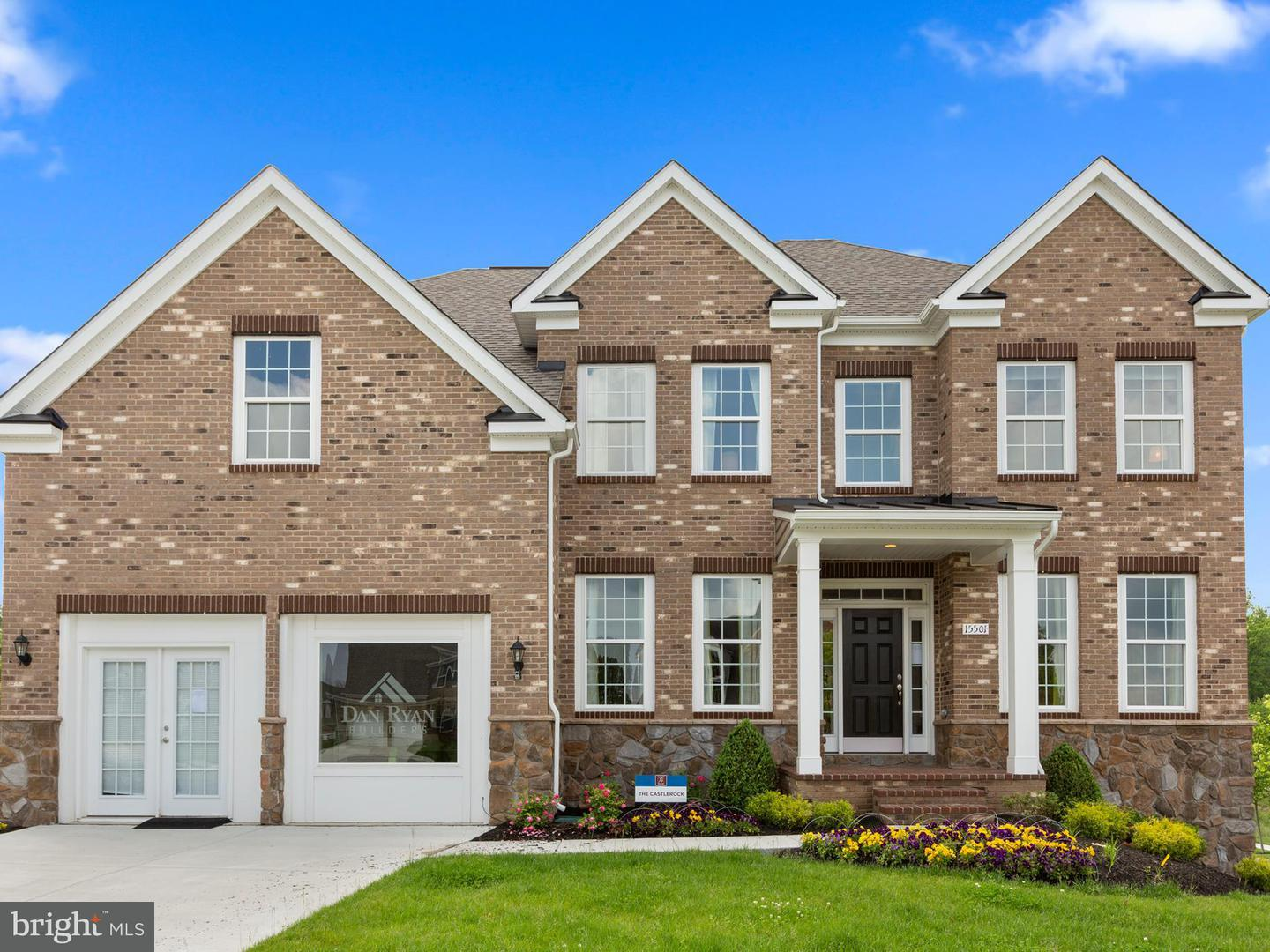 Single Family for Sale at 0 Fitzgerald St #castlerock 2 Plan Gerrardstown, West Virginia 25420 United States