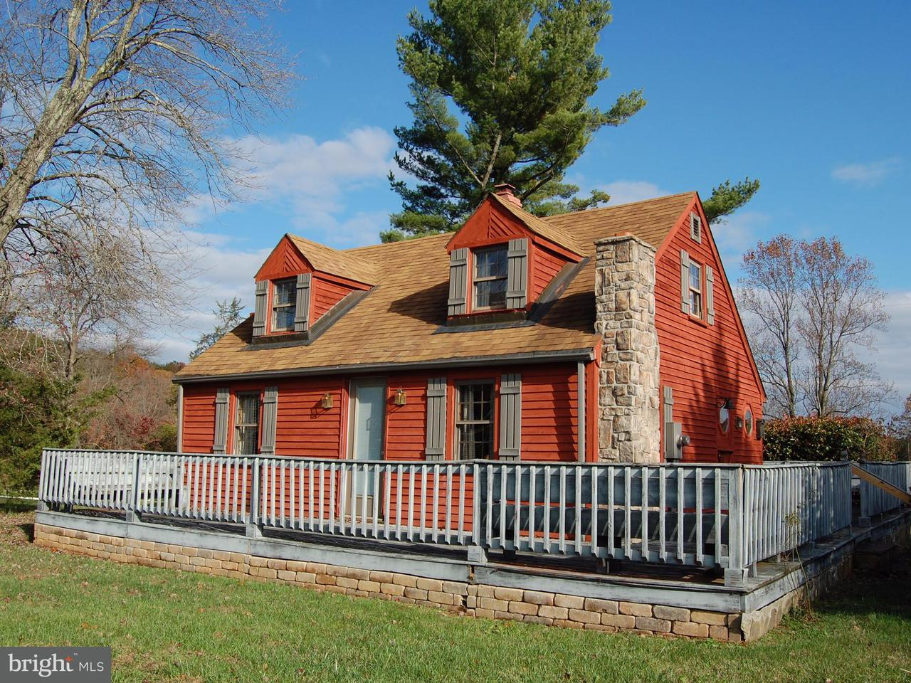 Single Family for Sale at 3012 Ridgeview Rd Reva, Virginia 22735 United States