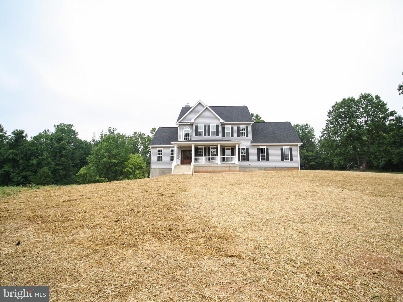 Single Family Home for Sale at Jonas Road Jonas Road Culpeper, Virginia 22701 United States