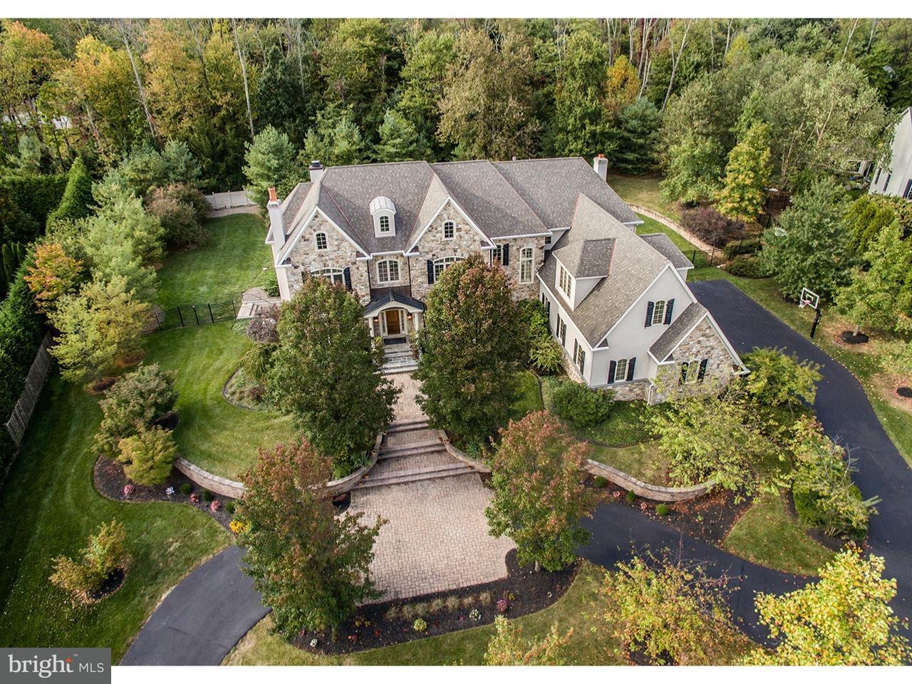 Single Family Home for Sale at 861 S PENN OAK Road Ambler, Pennsylvania 19002 United States