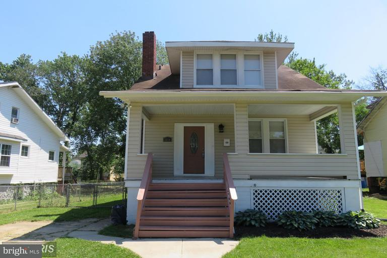 Single Family for Sale at 3819 Barrington Rd Baltimore, Maryland 21215 United States