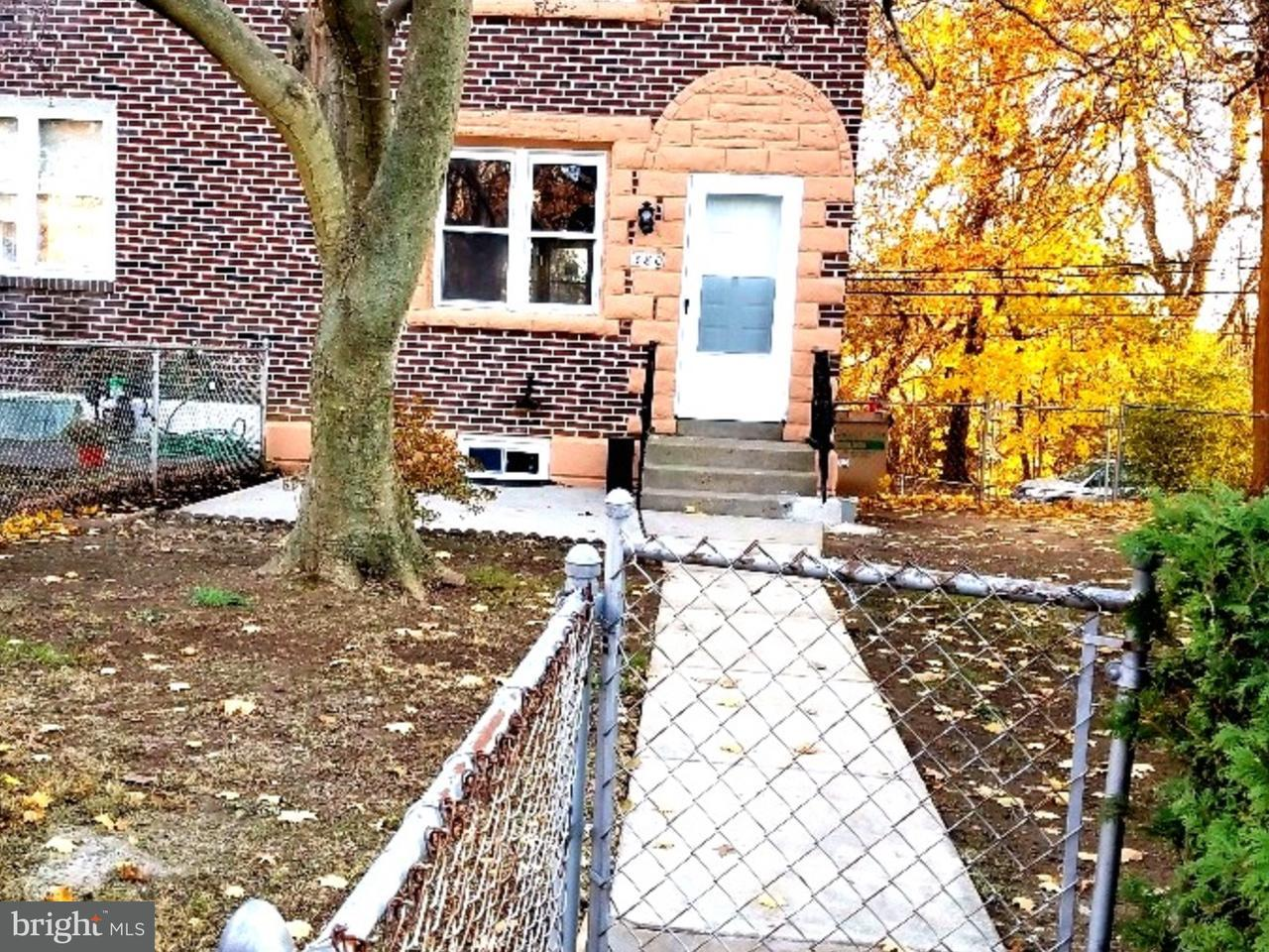 Maison accolée pour l Vente à 380 GLEN COVE Road Collingdale, Pennsylvanie 19023 États-Unis