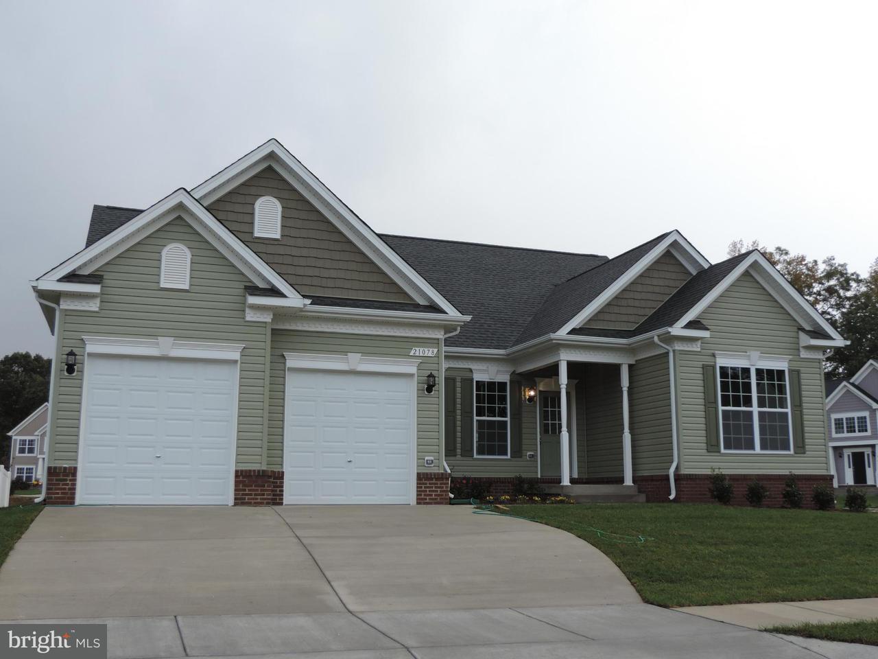 Maison unifamiliale pour l Vente à 1998 Foxwood Lane 1998 Foxwood Lane Lusby, Maryland 20657 États-Unis