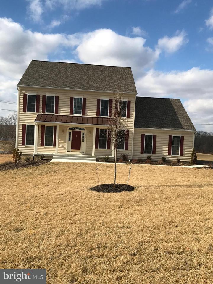 Casa Unifamiliar por un Venta en 539 Isaac Russell 539 Isaac Russell New Market, Maryland 21774 Estados Unidos