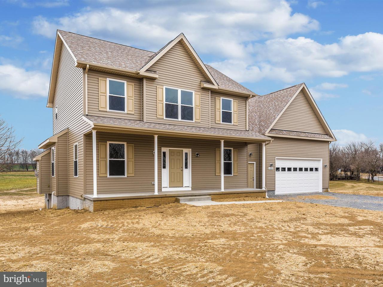 Casa Unifamiliar por un Venta en 10222 Glade Road 10222 Glade Road Walkersville, Maryland 21793 Estados Unidos