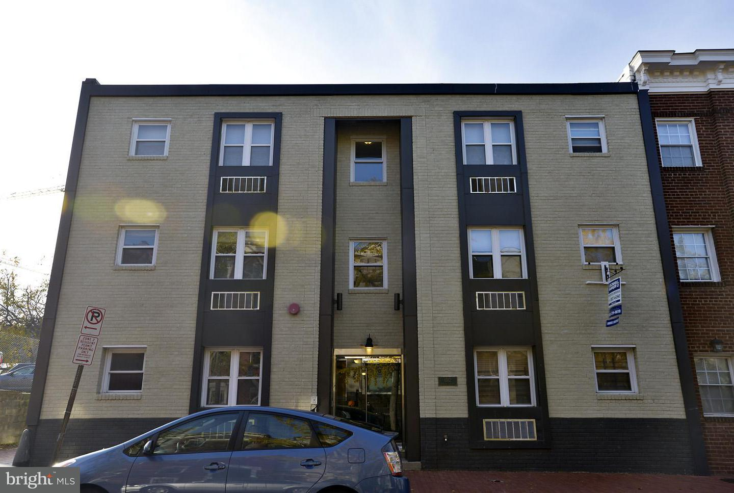 Single Family for Sale at 1512 Marion St NW #102 Washington, District Of Columbia 20001 United States