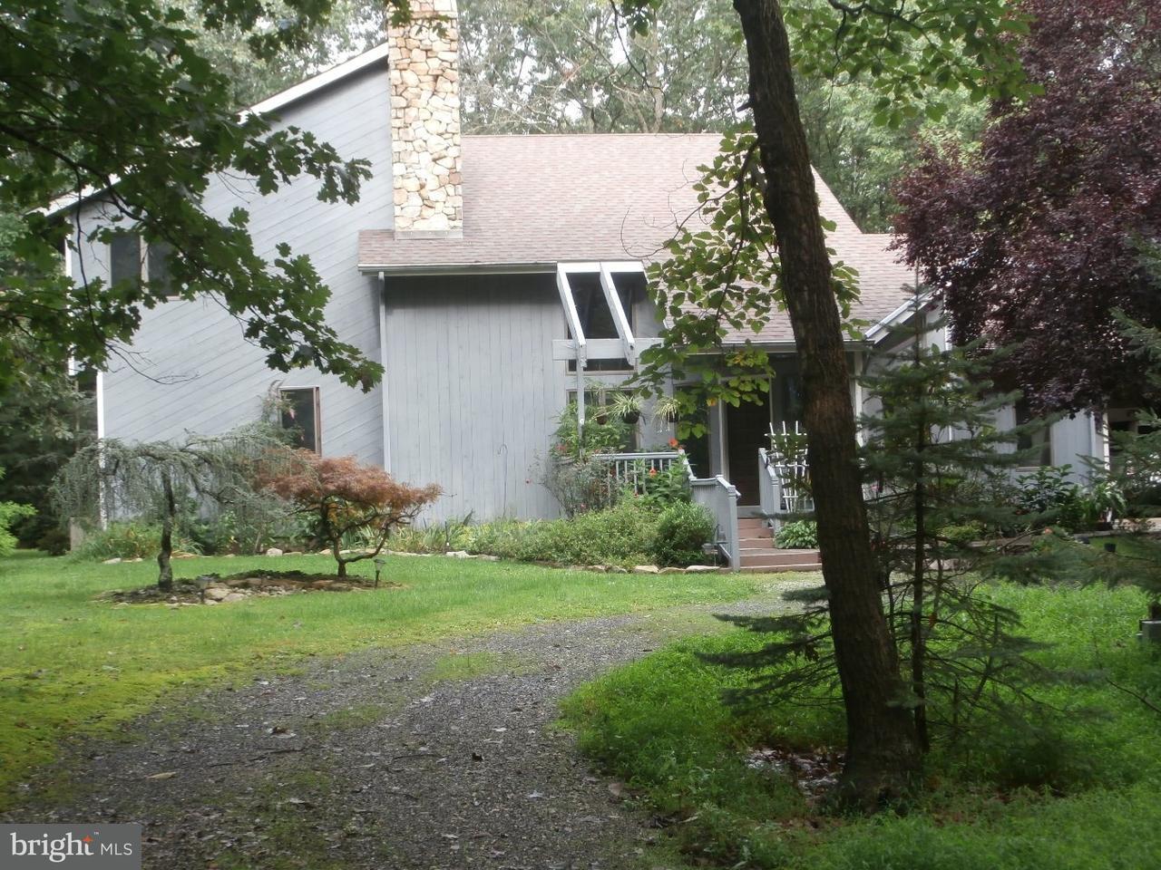 Частный односемейный дом для того Продажа на 99 FORKED NECK Road Tabernacle, Нью-Джерси 08088 Соединенные Штаты