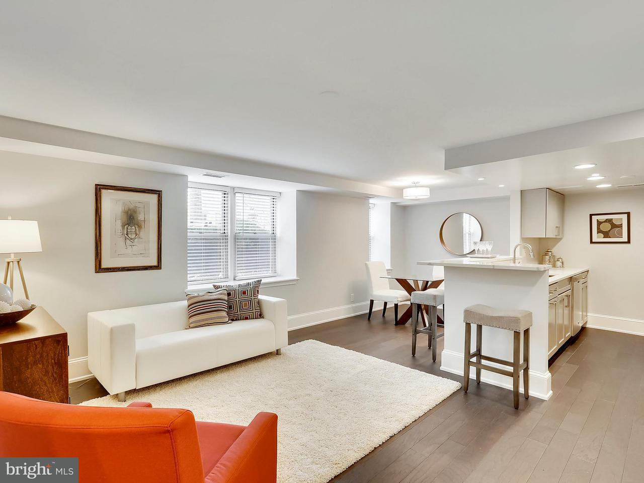 Condominium for Sale at 2129 Florida Ave NW #l1 Washington, District Of Columbia 20008 United States