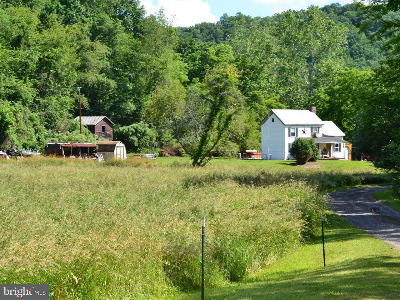 Single Family for Sale at 14997 Sr 55 Baker, West Virginia 26801 United States