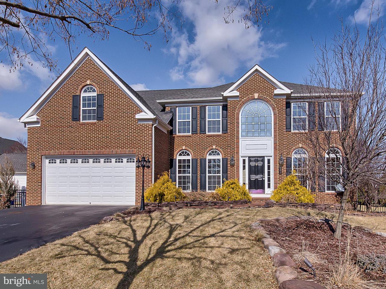 獨棟家庭住宅 為 出售 在 5500 Tracey Bruce Drive 5500 Tracey Bruce Drive Adamstown, 馬里蘭州 21710 美國