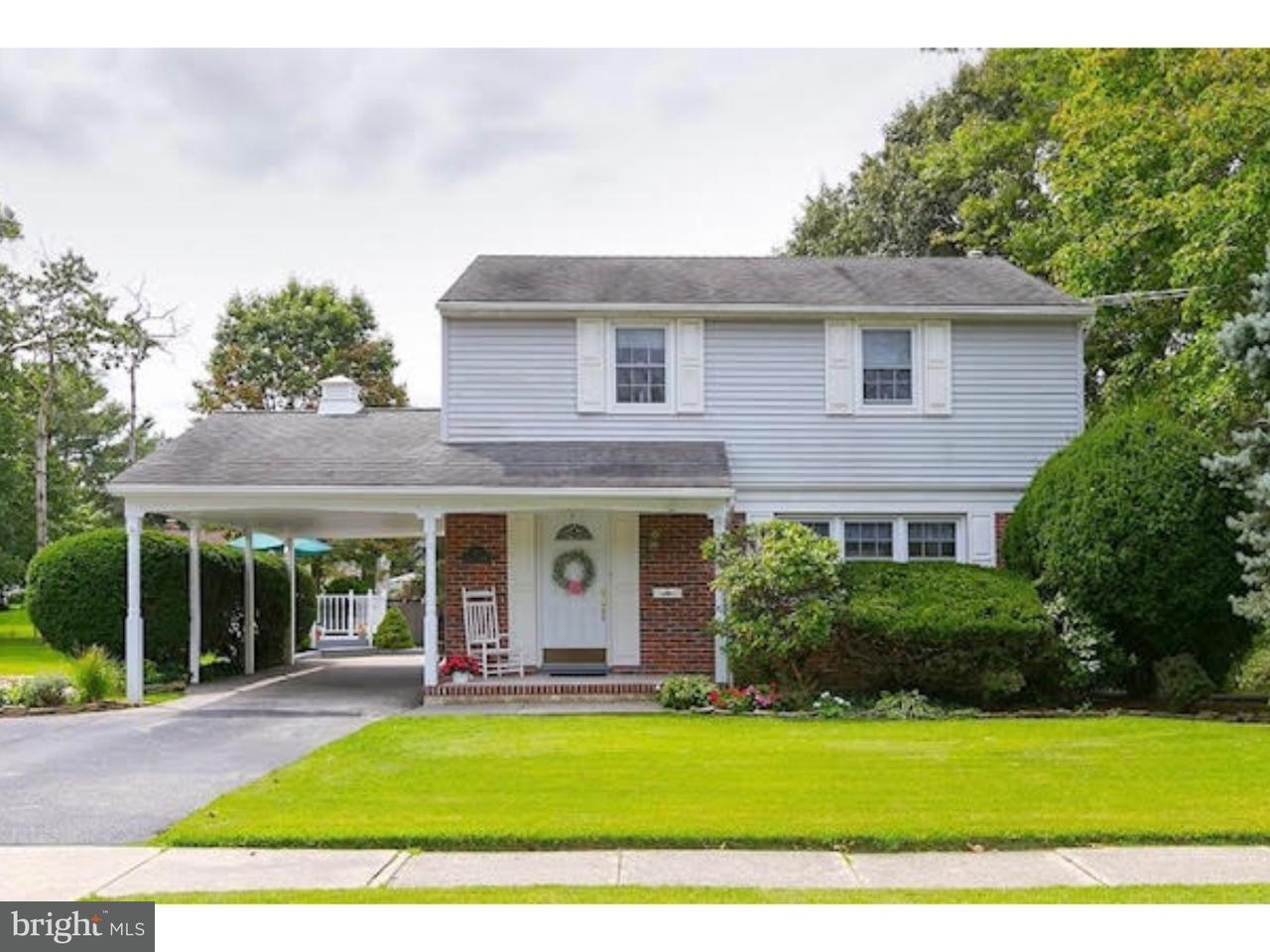 Casa Unifamiliar por un Alquiler en 412 GEORGETOWN Road Glassboro, Nueva Jersey 08028 Estados Unidos