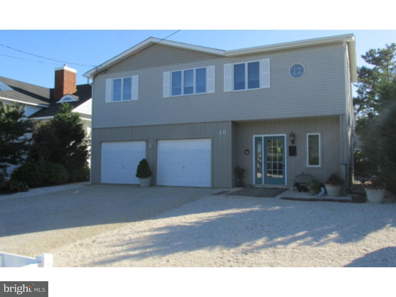 Single Family Home for Sale at 16 W 13TH Street Barnegat Light, New Jersey 08008 United States