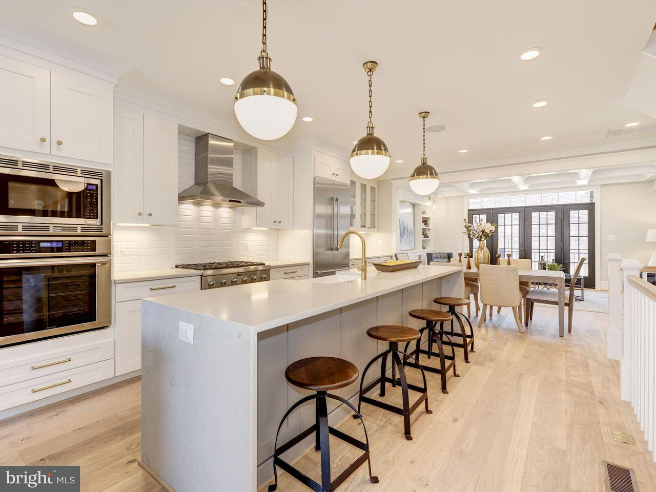 Townhouse for Sale at 1803 37th St Nw 1803 37th St Nw Washington, District Of Columbia 20007 United States