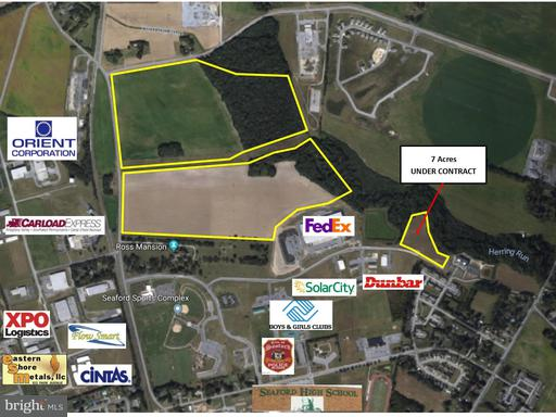 ROSS BUSINESS PARK, SEAFORD Real Estate