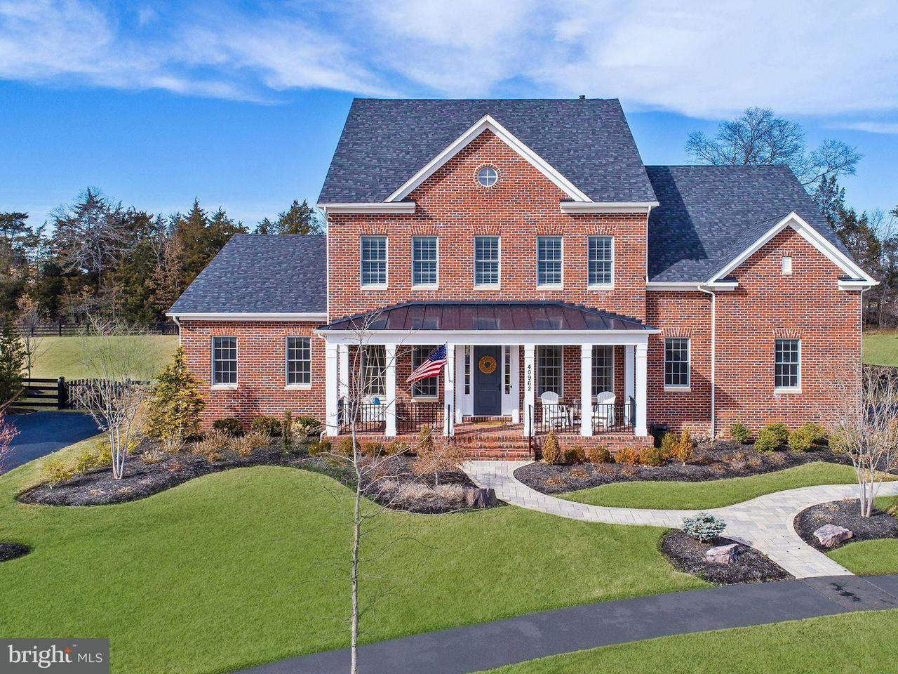 Single Family Home for Sale at 40962 Sweet Thorn Lane 40962 Sweet Thorn Lane Aldie, Virginia 20105 United States