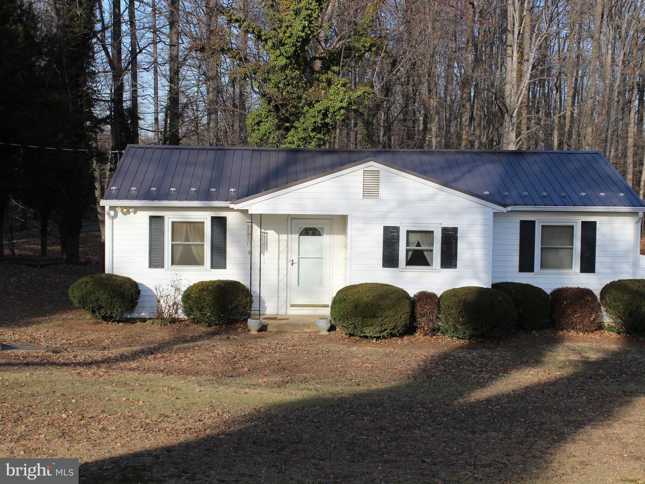Single Family for Sale at 4143 Orange Rd Aroda, Virginia 22709 United States