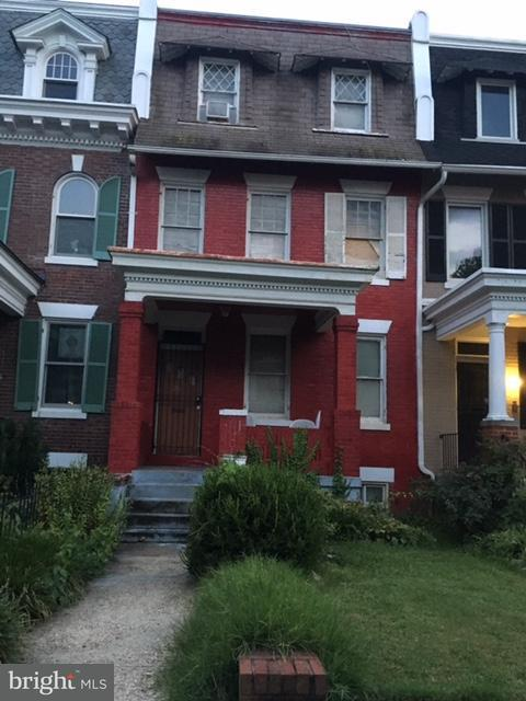 Single Family for Sale at 20 Bryant St NW Washington, District Of Columbia 20001 United States