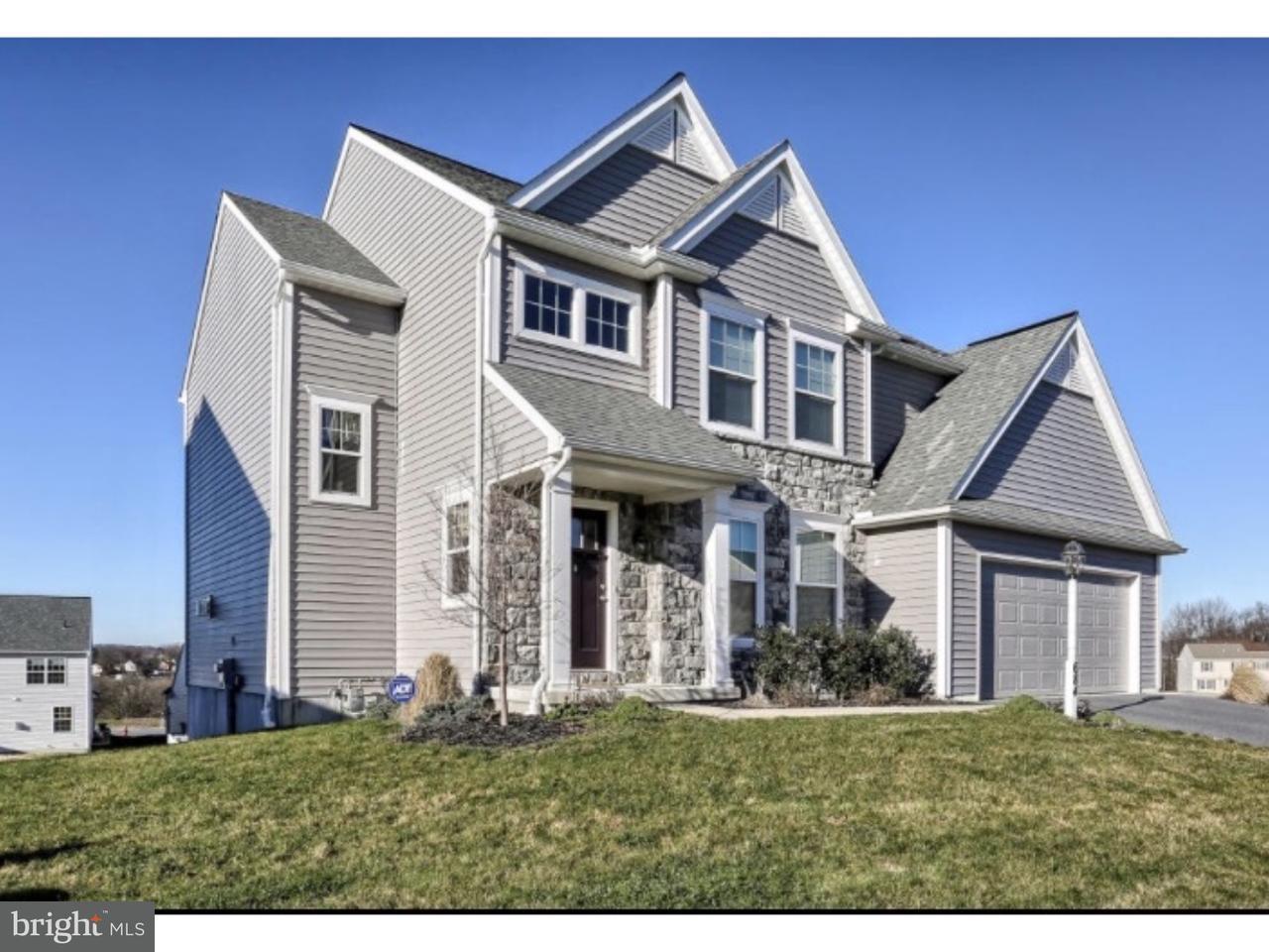 Частный односемейный дом для того Продажа на 684 HAMAKER Road Manheim, Пенсильвания 17545 Соединенные Штаты
