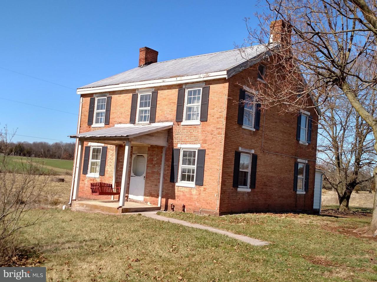 农场 为 销售 在 16942 Bullfrog Road 16942 Bullfrog Road Taneytown, 马里兰州 21787 美国