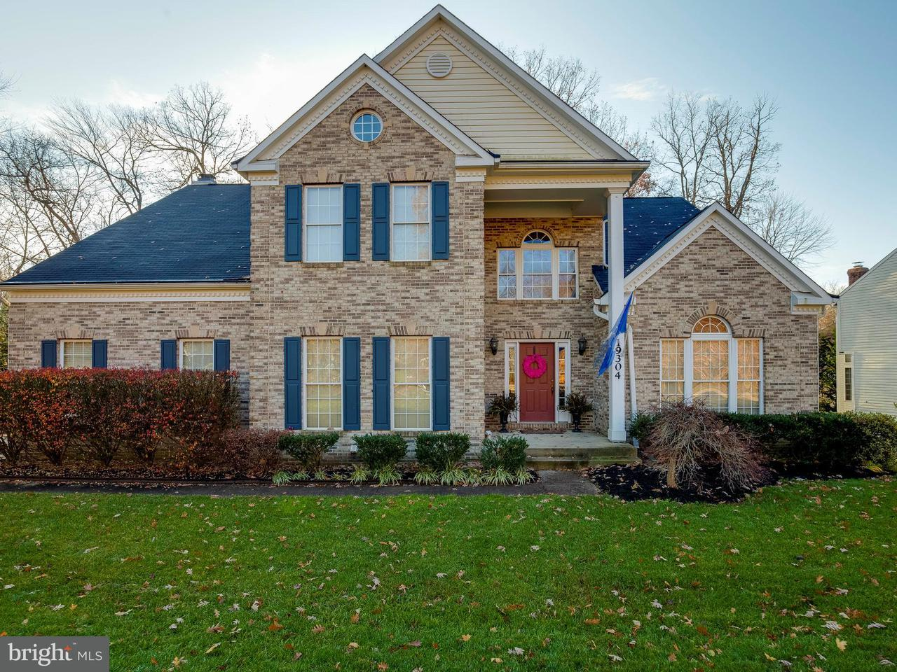 단독 가정 주택 용 매매 에 19304 Cissel Manor Drive 19304 Cissel Manor Drive Poolesville, 메릴랜드 20837 미국
