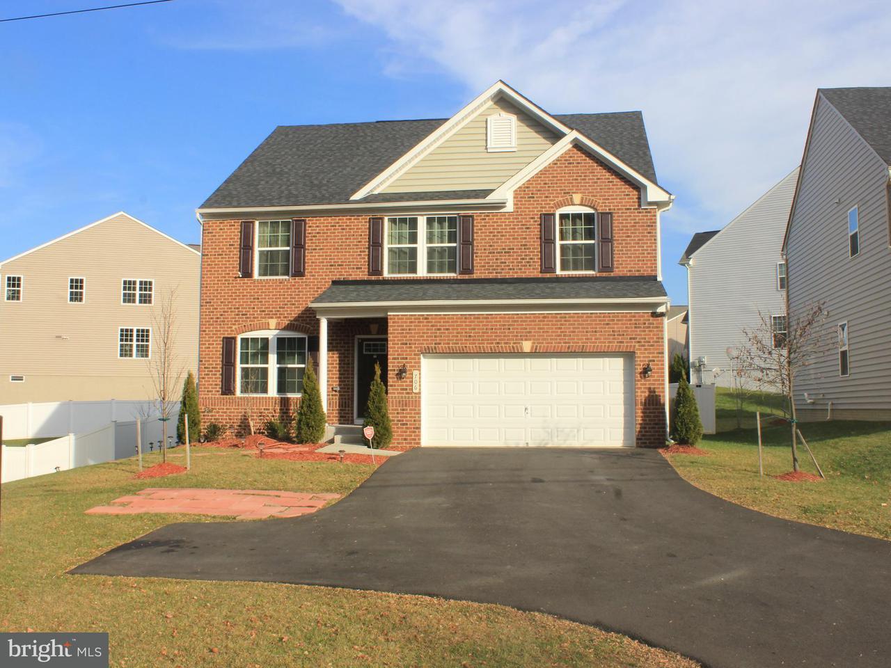 Maison unifamiliale pour l Vente à 706 Rollins Avenue 706 Rollins Avenue Capitol Heights, Maryland 20743 États-Unis