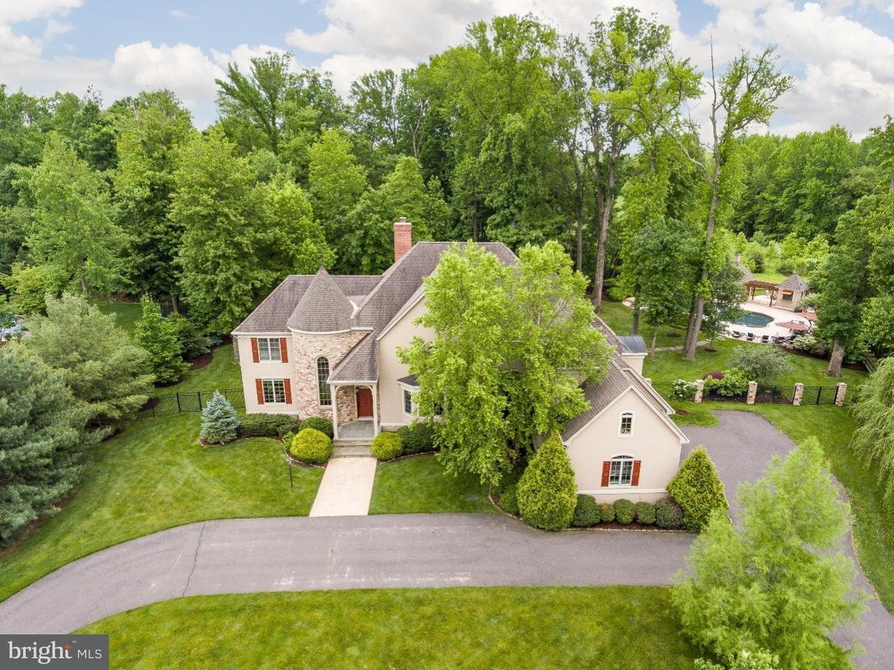 단독 가정 주택 용 매매 에 4 PEDERSEN Court Columbus, 뉴저지 08022 미국
