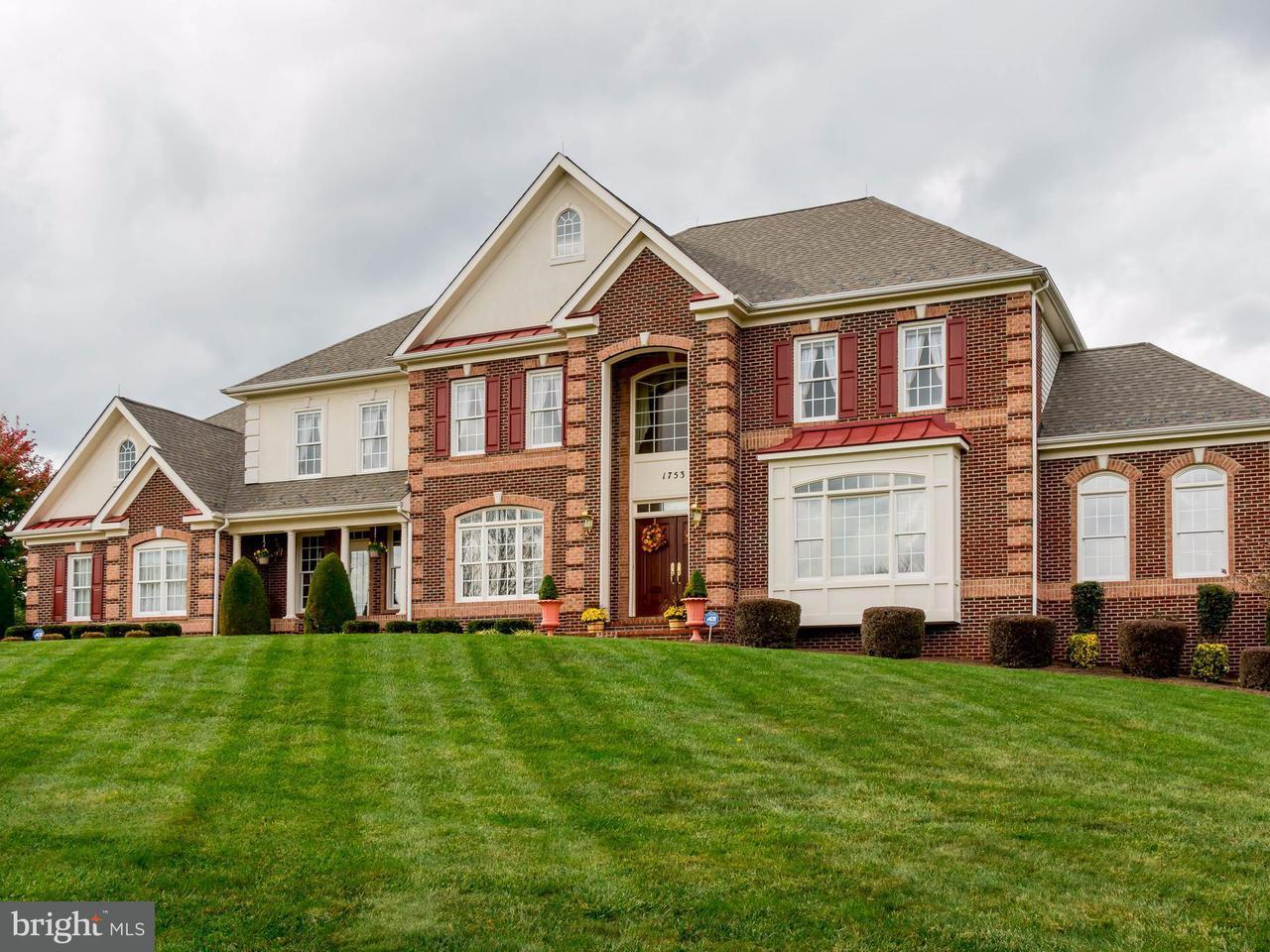 独户住宅 为 销售 在 1753 Oakdale Drive 1753 Oakdale Drive Cooksville, 马里兰州 21723 美国