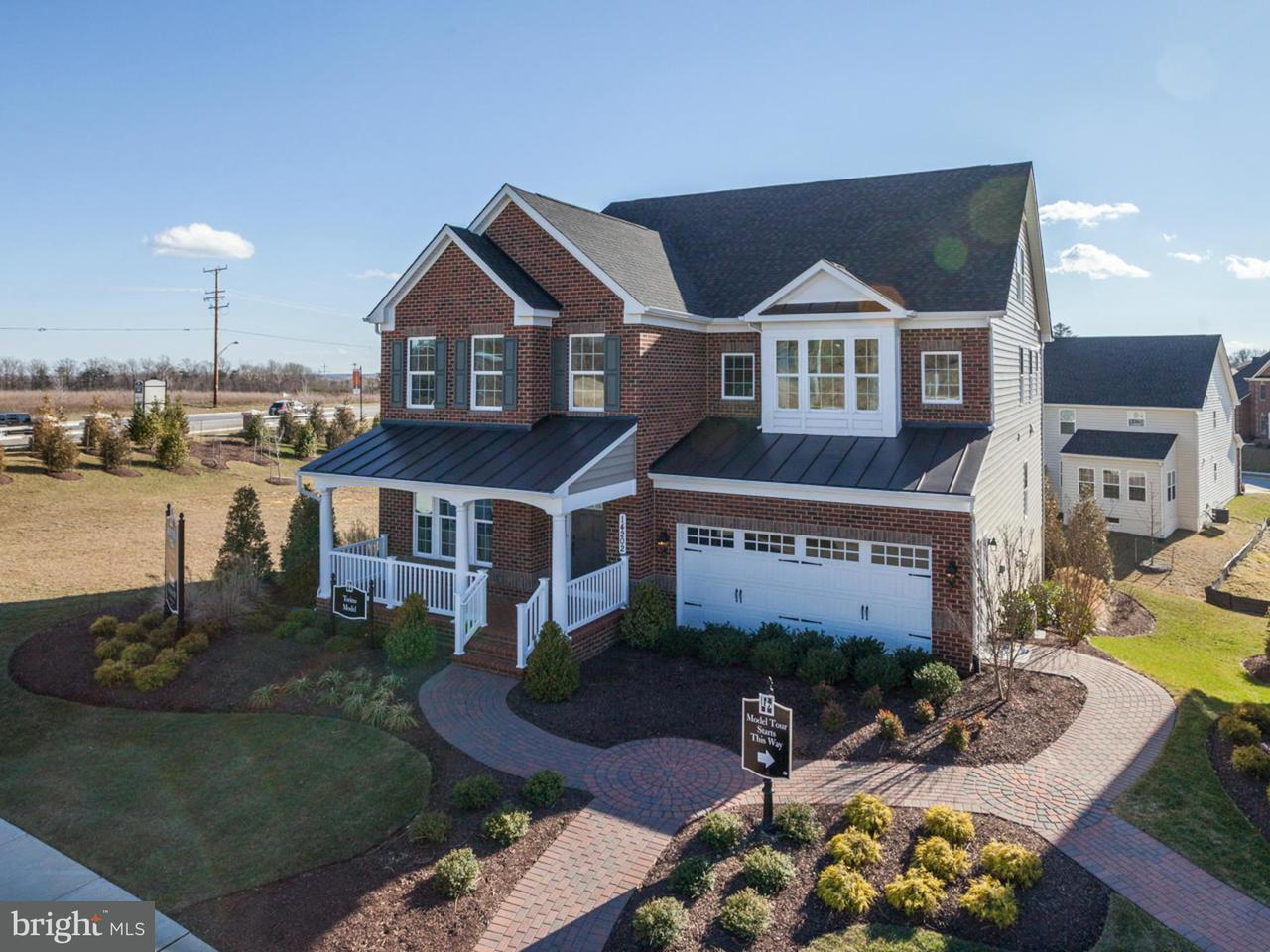 Single Family Home for Sale at 4332 Camley Way 4332 Camley Way Burtonsville, Maryland 20866 United States