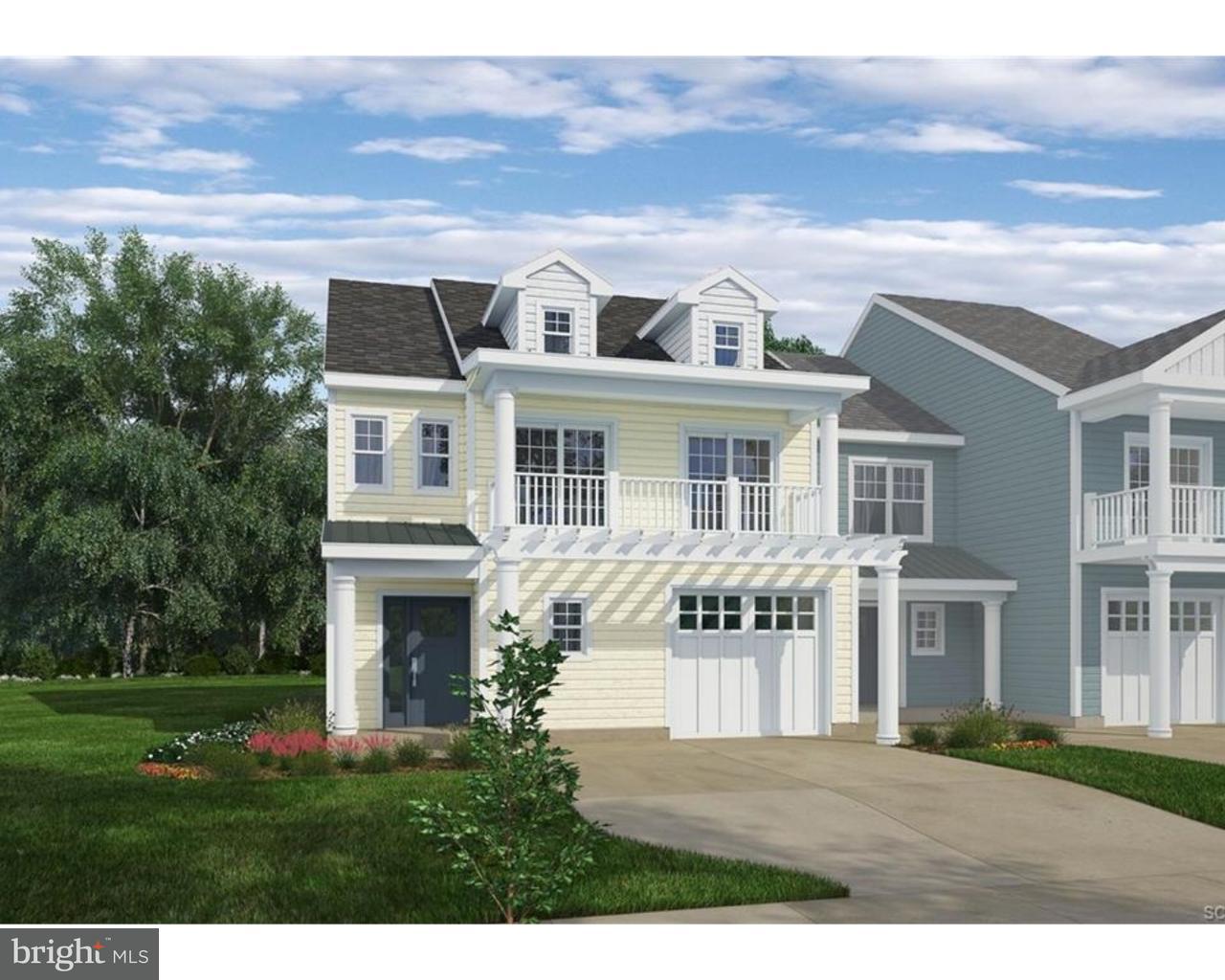 Maison unifamiliale pour l Vente à 36209 GLENVEAGH RD #UNIT 1 Selbyville, Delaware 19975 États-Unis
