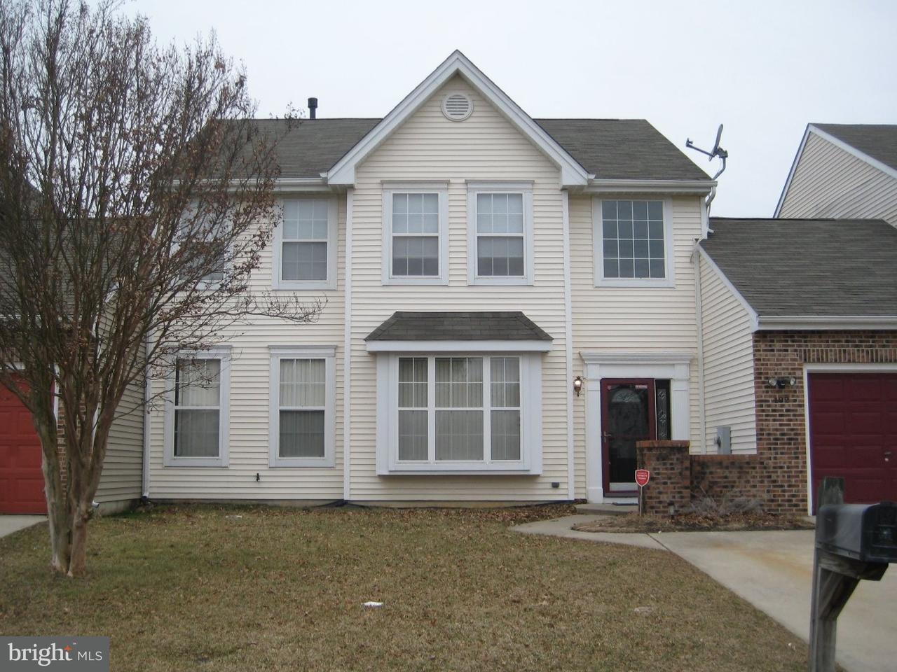 Maison accolée pour l Vente à 102 SHARPLESS BLVD Westampton Township, New Jersey 08060 États-Unis