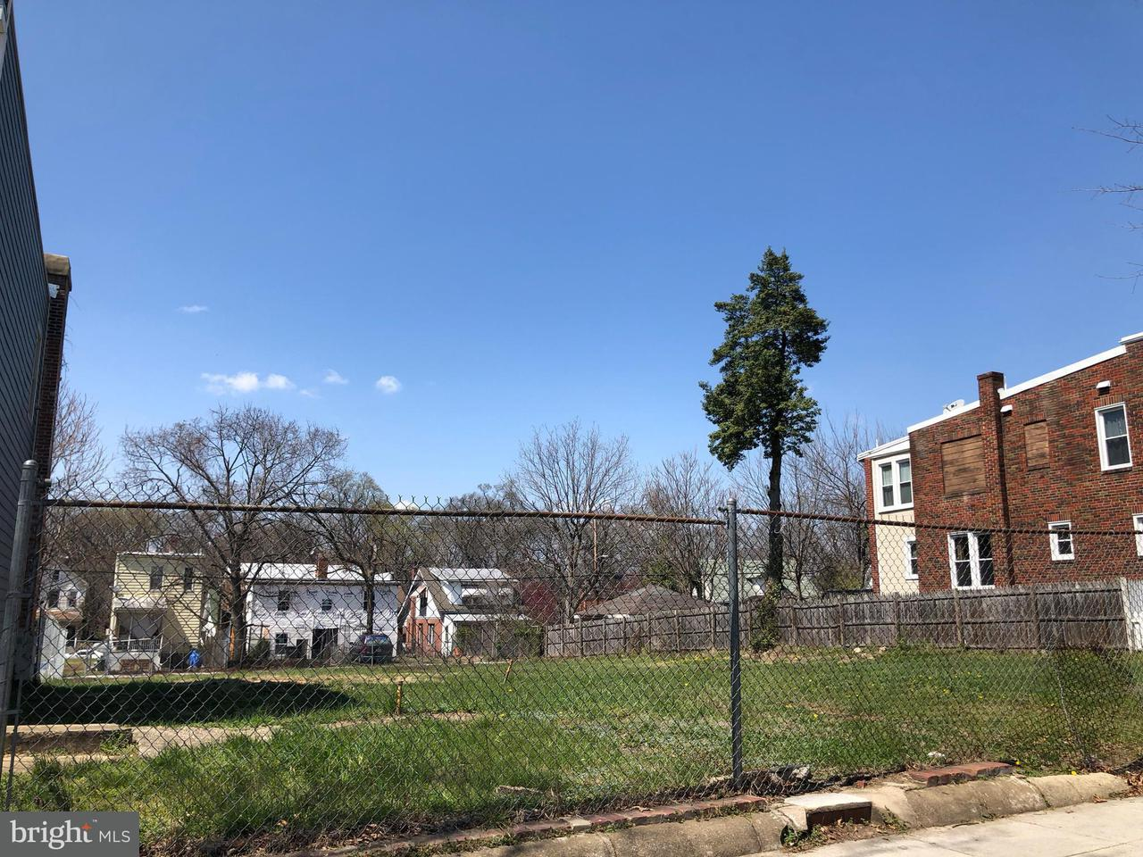 Land for Sale at 3339 Martin Luther King Jr Ave SE Washington, District Of Columbia 20032 United States