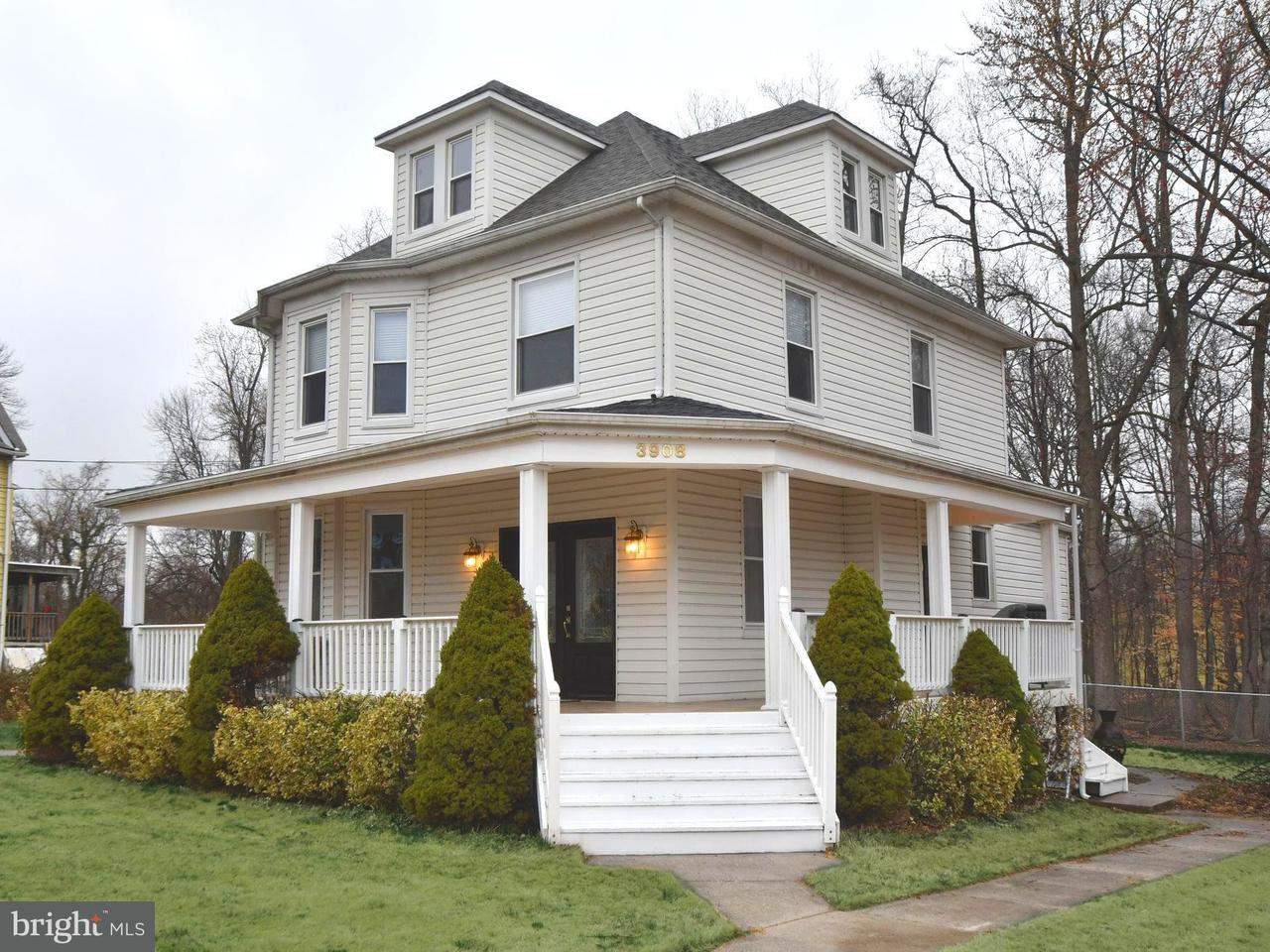 Single Family for Sale at 3908 Walnut Ave Baltimore, Maryland 21206 United States
