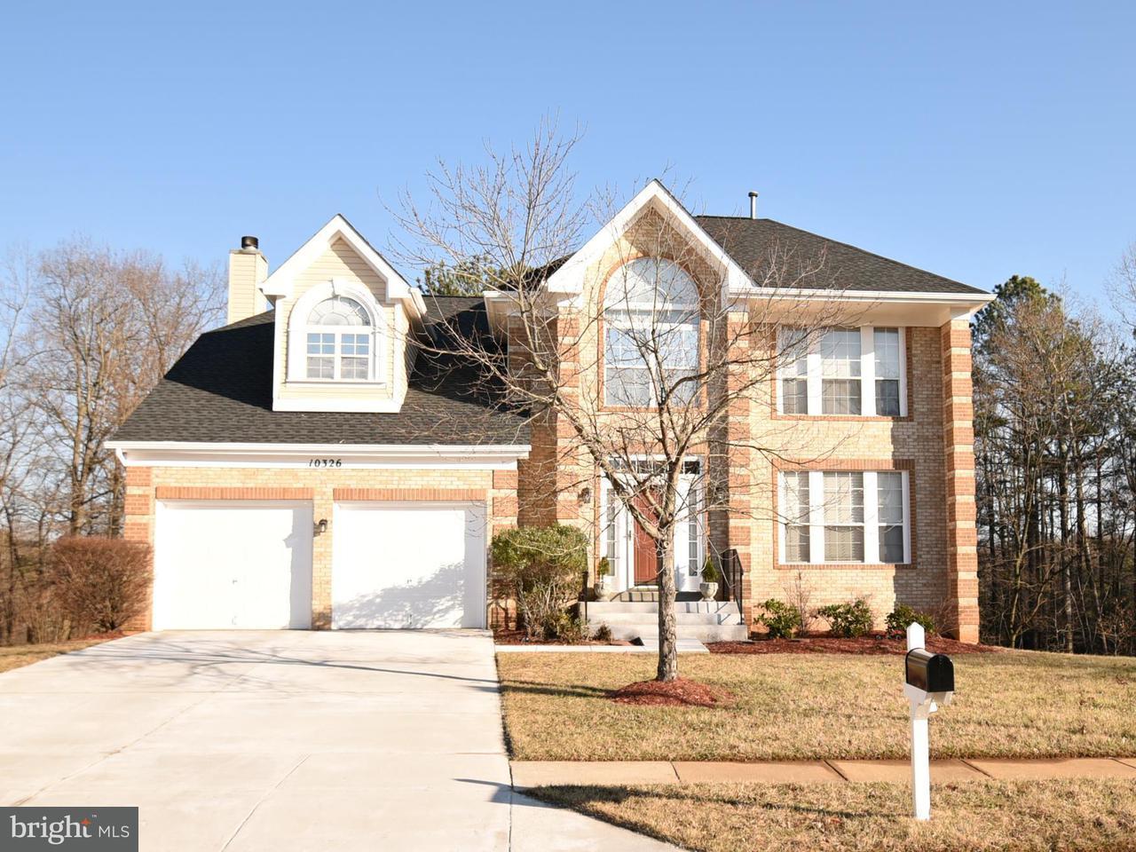 Частный односемейный дом для того Продажа на 10326 Halton Ter 10326 Halton Ter Lanham, Мэриленд 20706 Соединенные Штаты