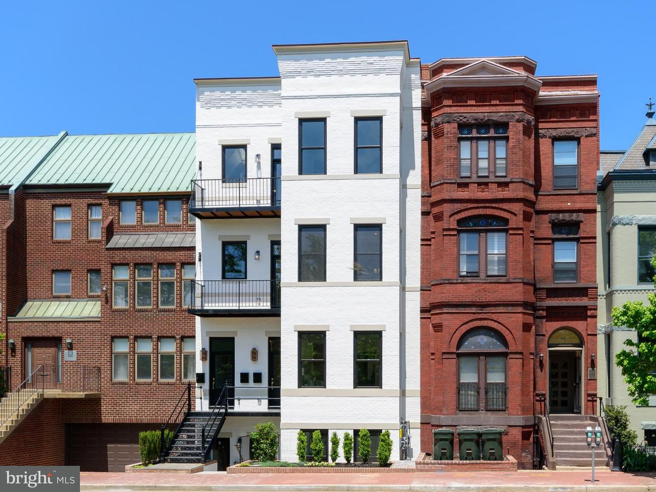 Single Family for Sale at 504 C St NE #3 Washington, District Of Columbia 20002 United States