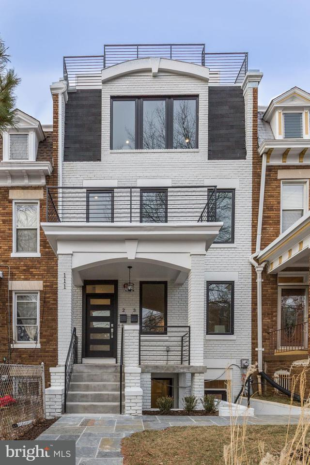 Single Family for Sale at 111 Varnum St NW #2 Washington, District Of Columbia 20011 United States
