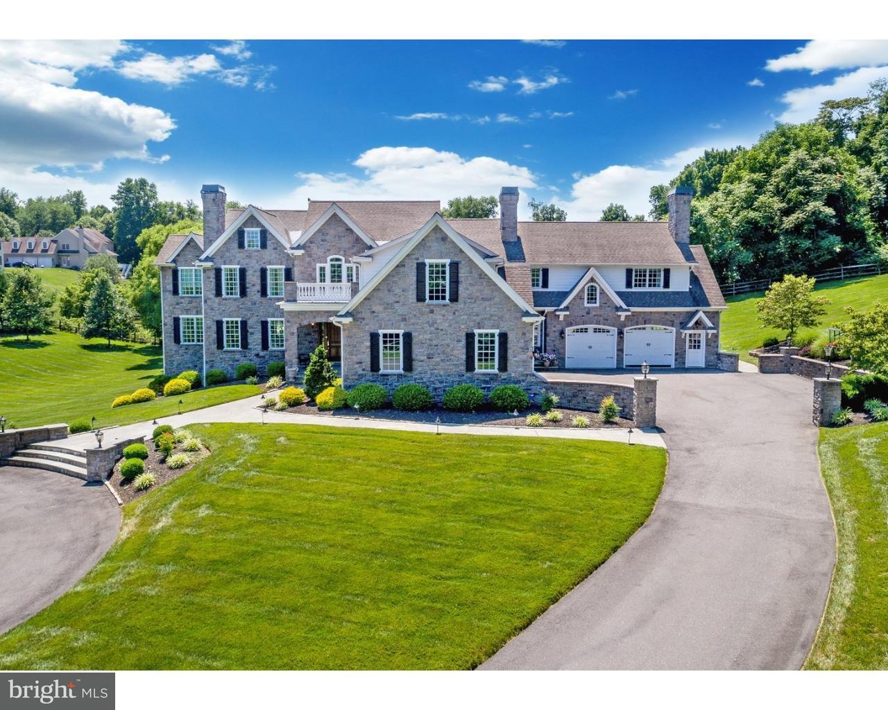 Частный односемейный дом для того Продажа на 108 PENNFIELD Drive Kennett Square, Пенсильвания 19348 Соединенные Штаты