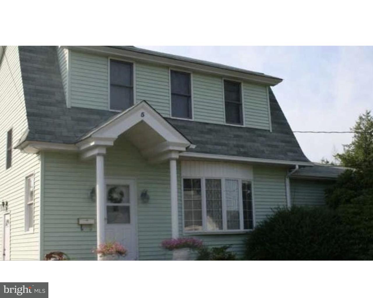 Casa Unifamiliar por un Alquiler en 5 SILVER Avenue Glassboro, Nueva Jersey 08028 Estados Unidos
