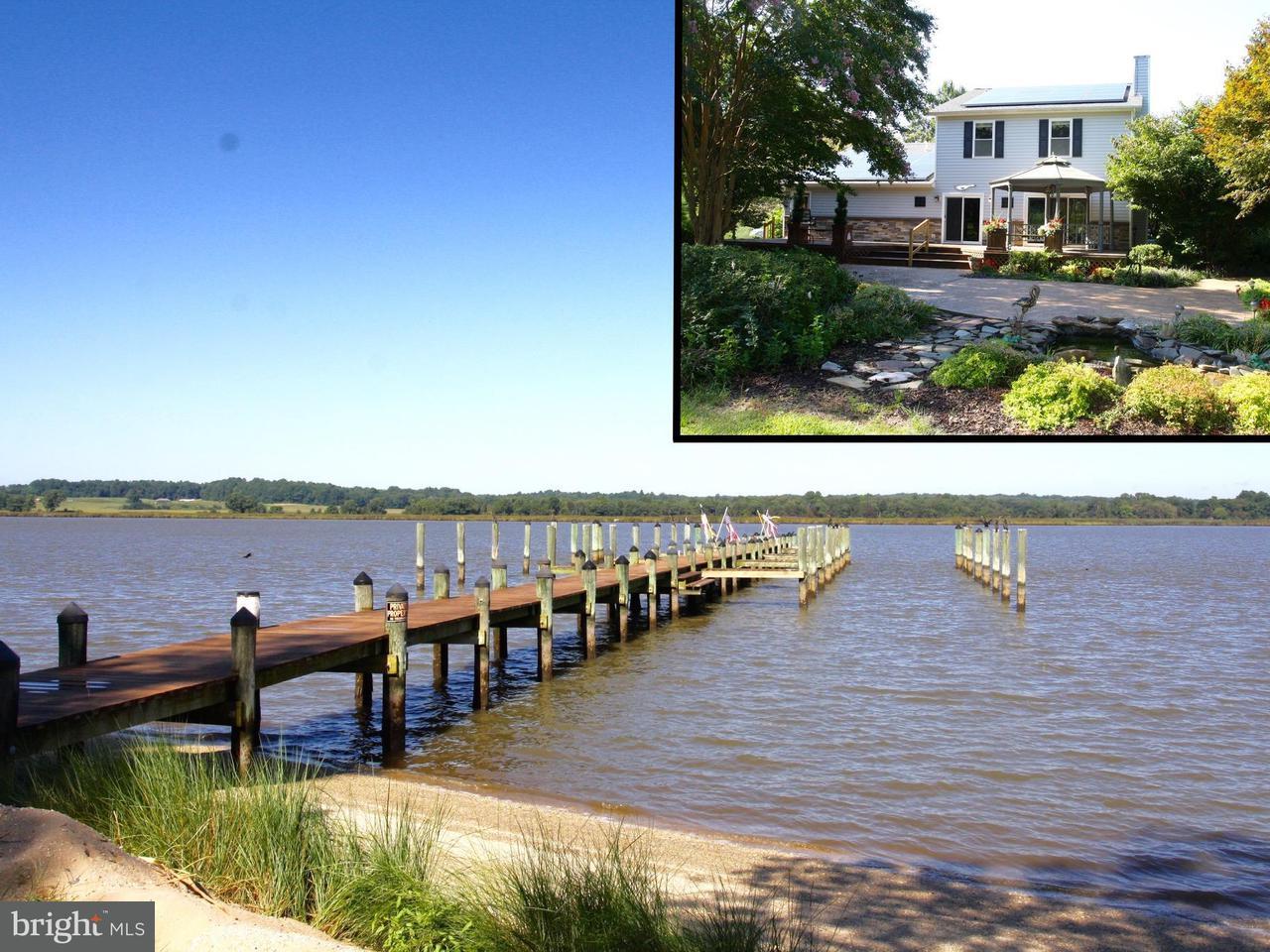 獨棟家庭住宅 為 出售 在 3531 Deep Landing Road 3531 Deep Landing Road Huntingtown, 馬里蘭州 20639 美國