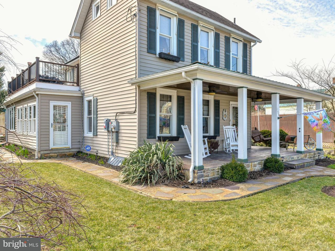 Single Family for Sale at 150 Main St E Cecilton, Maryland 21913 United States