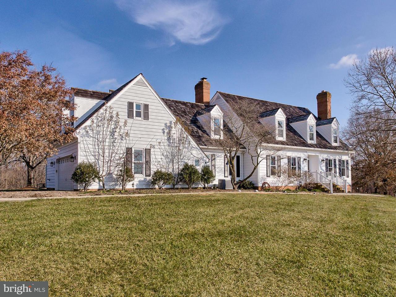 Single Family Home for Sale at 21131 Georgia Avenue 21131 Georgia Avenue Brookeville, Maryland 20833 United States