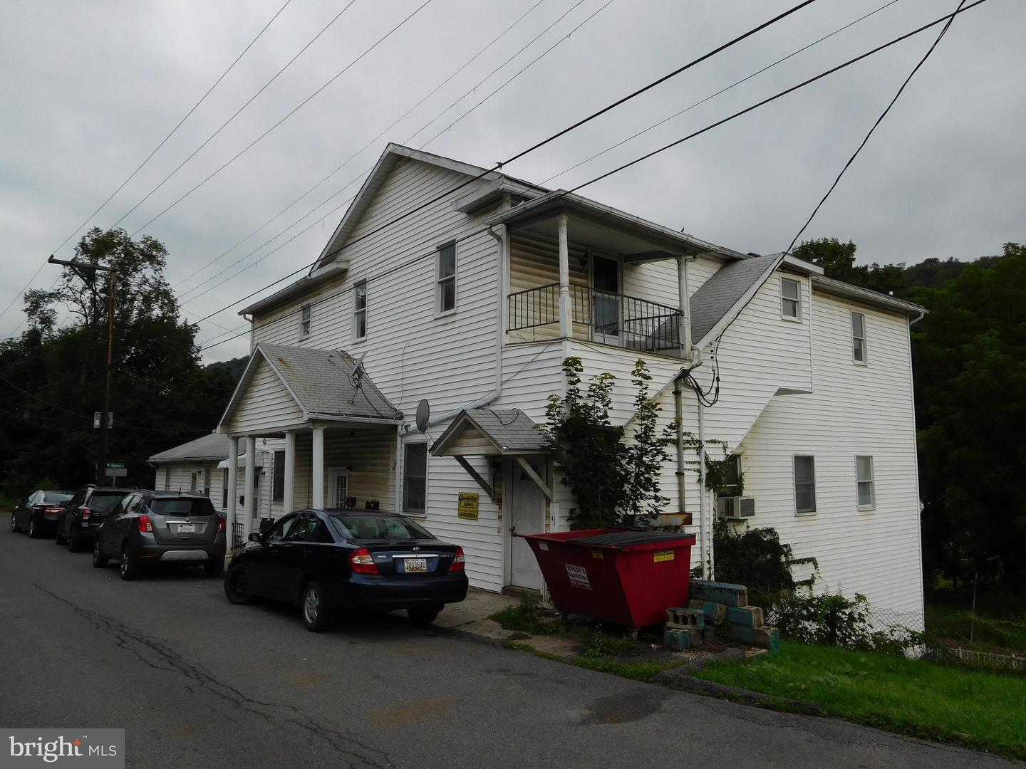 Other Residential for Sale at 20 Front St Lonaconing, Maryland 21539 United States