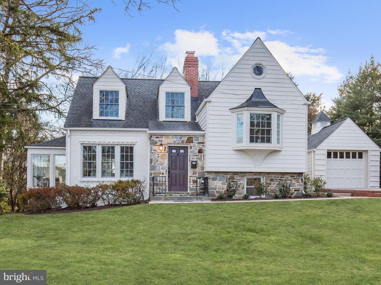 Single Family for Sale at 4014 Glenridge St Kensington, Maryland 20895 United States