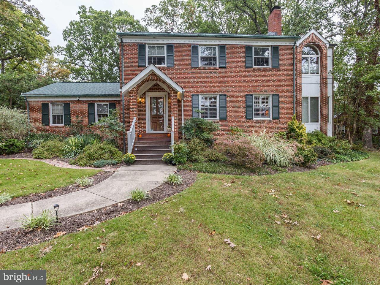 独户住宅 为 销售 在 7107 Wells Pkwy 7107 Wells Pkwy Hyattsville, 马里兰州 20782 美国
