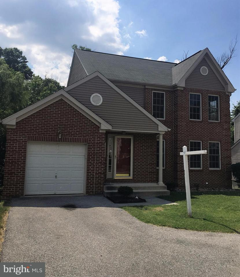 Single Family Home for Sale at 1850 Woodmont Pl Se 1850 Woodmont Pl Se Washington, District Of Columbia 20020 United States