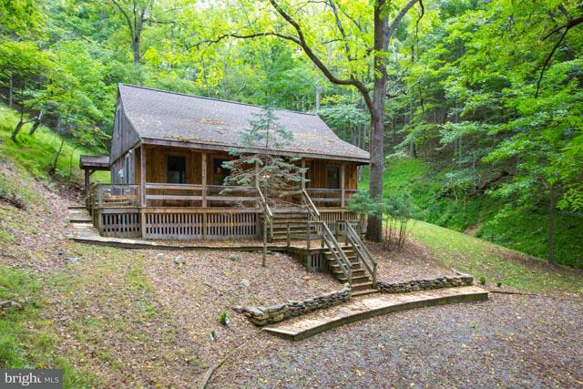 Single Family for Sale at 8338 Reeds Creek Road Franklin, West Virginia 26807 United States