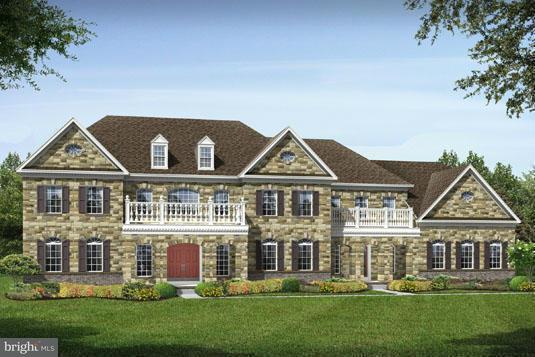 Maison unifamiliale pour l Vente à Hunters Pond Trail Hunters Pond Trail Centreville, Virginia 20120 États-Unis