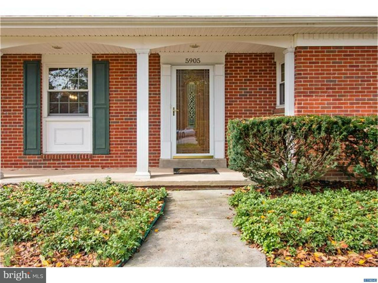 Photo of home for sale at 5905 Carriage Circle, Centreville DE