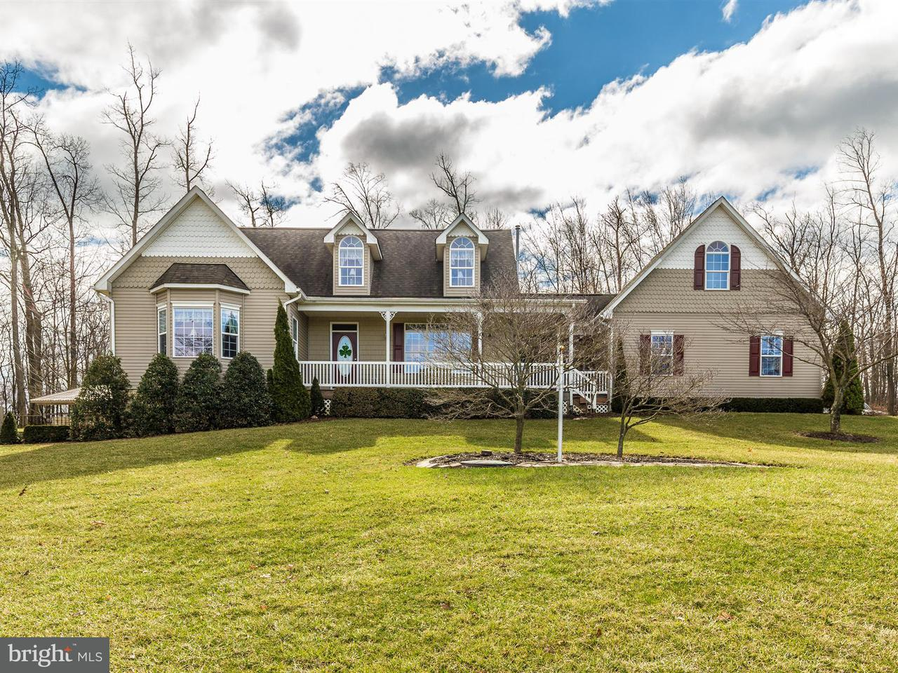 Single Family for Sale at 12245 Warner Rd Keymar, Maryland 21757 United States