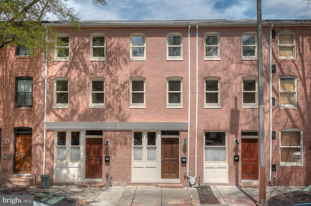 Photo of home for sale at 2024 Eastern Avenue, Baltimore MD