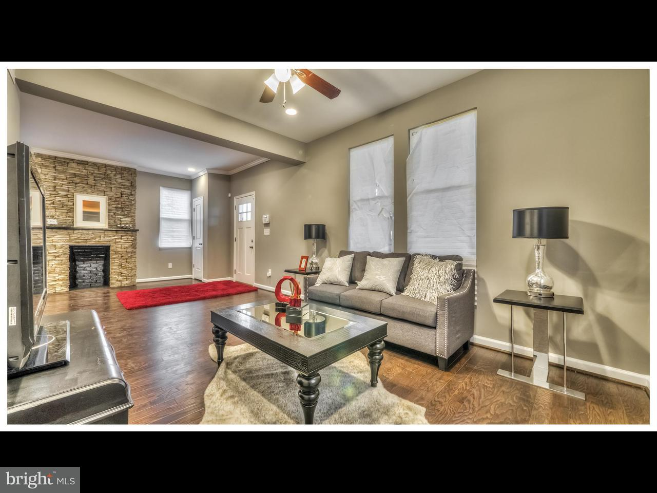 Single Family for Sale at 4504 Penhurst Ave Baltimore, Maryland 21215 United States